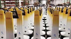 Foto de Acuerdo entre DHL y Locus Robotics para desplegar 1.000 LocusBots