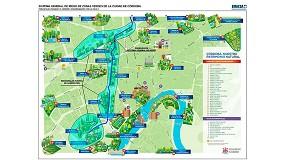 Foto de Irrigal, de Saint-Gobain Irrigal, de Saint-Gobain PAM, como solución sostenible para el sistema de riego de jardines de Córdoba