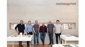 Foto de swissQprint se establece en Reino Unido
