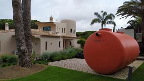 Foto de Remosa suministra un tratamiento de depuración en tres viviendas en Quita do Lago en el Algarve (Portugal)