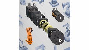 Foto de Los plásticos técnicos de Igus hacen que los engranajes de transmisión armónica sean económicos y ligeros