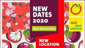 Foto de Nuevas fechas para Asia Fruit Logistica