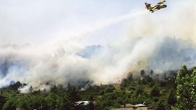 Foto de Minimizar los efectos de Covid19 en la campaña contra incendios forestales 2020