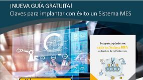 Foto de Zucchetti Spain lanza una nueva guía didáctica con las claves para implantar con éxito un software MES