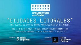 Foto de Arquitectura en Corto estrena 'Ciudades Litorales' en la Setmana d'Arquitectura de Barcelona