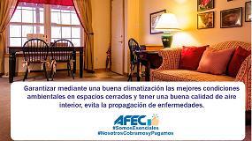 Foto de El aire acondicionado contribuye a mejorar la calidad del aire interior