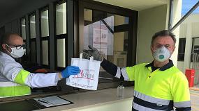 Foto de Sipcam Iberia combate el coronavirus mediante varias iniciativas de RSC