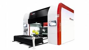 Foto de TCI Cutting da un paso más en máquinas de corte láser inteligente 3D