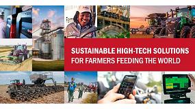 """Foto de AGCO revisa su visión empresarial y añade """"soluciones sostenibles de alta tecnología"""""""