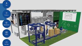 Foto de El stand virtual de Mosca muestra las soluciones para la automatización y la digitalización en el flejado
