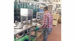 Foto de El Technical Center de Rubix ofrece a sus clientes cadenas a medida en un plazo de 48 horas