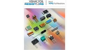 Foto de 10 razones técnicas para escoger Vishay Foil Resistors, VFR for your Circuit