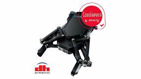 Foto de Gimatic Iberia comercializa las pinzas colaborativas de DH Robotics en la península ibérica