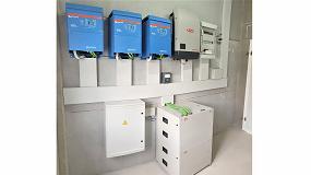 Foto de La primera instalación fotovoltaica de España con la nueva generación de baterías BYD ya está en funcionamiento