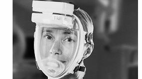 Foto de Tiki: la máscara sueca que revoluciona la protección en entornos difíciles