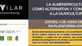 Foto de Webinar de Juan Vilar Consultores sobre la almendricultura como alternativa a la olivicultura