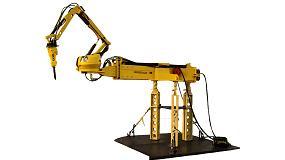 Foto de Nueva solución de Brokk para la demolición segura de costra y refractario de las torres de precalentamiento