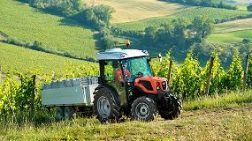 Foto de Delfino, el nuevo tractor 'especial' de SAME
