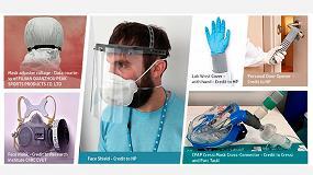 Foto de HP organiza el webinar 'HP 3D Printing como herramienta para frenar el COVID-19'