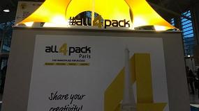 Foto de El salón All4pack 2020 se reinventa