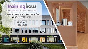 Foto de Traininghaus celebra webinars sobre ventanas y ventilación Passivhaus
