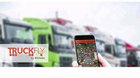Foto de Truckfly, la app de Michelin al servicio de los profesionales del transporte