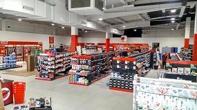 Foto de Brico-Pinturas Dami renueva y diversifica su negocio con Cadena88