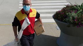 Foto de DHL refuerza sus servicios de entrega a domicilio para dar cobertura farmacológica a pacientes más allá del COVID-19