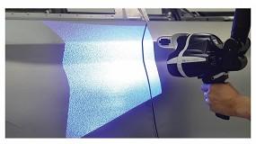 Foto de El escaneo 3D rápido y con luz blanca llega al Absolute Arm de Hexagon