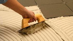 Foto de Selección del material de agarre para baldosas cerámicas