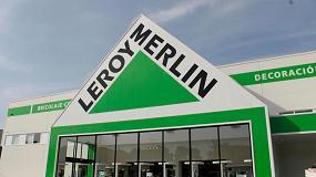 Foto de Leroy Merlin abre sus tiendas al público particular con medidas especiales de seguridad e higiene