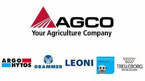 Foto de AGCO elige a 5 nuevos proveedores de nivel de socio