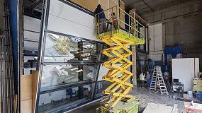 Foto de Tecnalia aumenta el alcance de acreditación ENAC en ensayos para fachadas ventiladas
