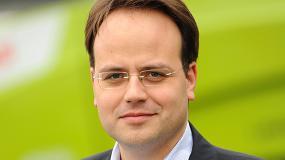 Foto de Christian Radons se incorpora a la Junta Ejecutiva de Claas como responsable de Ventas y Servicio