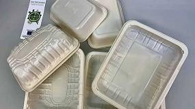 Foto de Envases biodegradables que alargan la vida útil de los alimentos