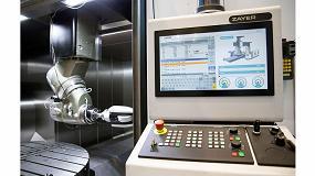 Foto de Desarrollo de una solución integrada para la verificación volumétrica de máquinas-herramienta de gran tamaño