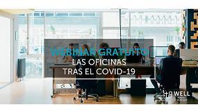 Foto de Webinar 'Las oficinas tras el COVID-19'