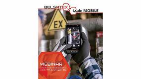 Foto de Belsatex imparte un webinar sobre la nueva gama de dispositivos móviles ATEX
