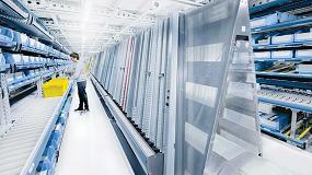 Foto de SSI Schaefer diseña el nuevo almacén de Alliance Healthcare España