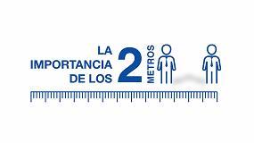 Foto de Epson lanza la iniciativa 'La importancia de los 2 metros'