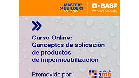 Foto de Curso online: Aplicación de productos de impermeabilización