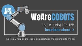 Foto de Universal Robots celebra su WeAreCobots EMEA de forma virtual