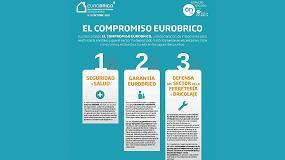 Foto de Eurobrico lanza el 'Compromiso Eurobrico' para apoyar el sector