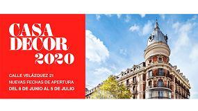 Foto de Casa Decor 2020 vuelve a abrir sus puertas