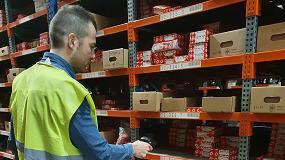 Foto de Rubix ayuda a ahorrar y a mejorar la gestión de consumibles del almacés con el sistema Kiosk