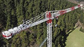 Foto de Jaso Tower Cranes presenta la J800.4, su segunda grúa más grande