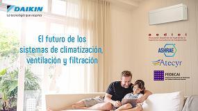 Foto de Los sistemas de climatización, parte de la solución para romper la cadena de contagios