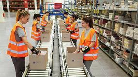 Foto de Ceva Logistics y Emmelibri revolucionan la distribución de libros