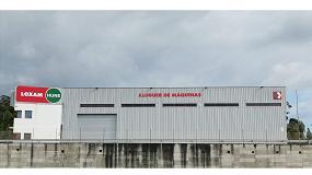 Foto de LoxamHune amplía su negocio en Portugal con la apertura de una nueva delegación