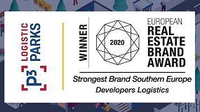 Foto de P3 Logistic Parks es nombrado por segundo año consecutivo mejor desarrollador logístico de Southern Europe